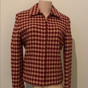 Wool Jones New York suite jacket.